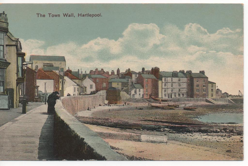 Hartlepool History Then  U0026 Now