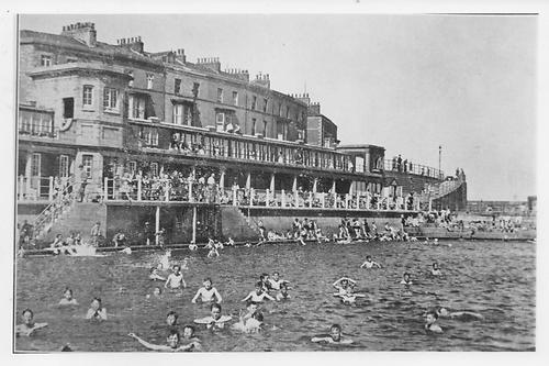 Hartlepool history then now - An open air swimming pool crossword clue ...